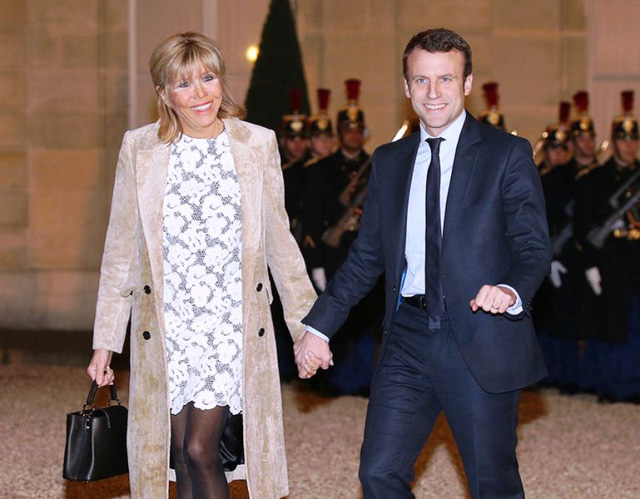 Chuyện tình lãng mạn của tân Tổng thống Pháp Emmanuel Macron - Ảnh 8.