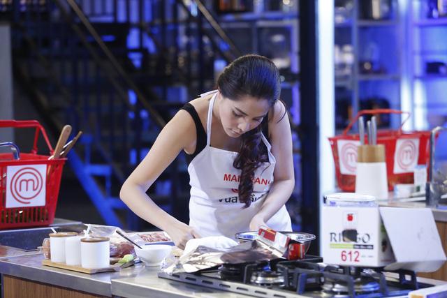 Vua đầu bếp: An Nguy, Thu Hằng mất cơ hội tranh tài ở Chung kết - Ảnh 3.