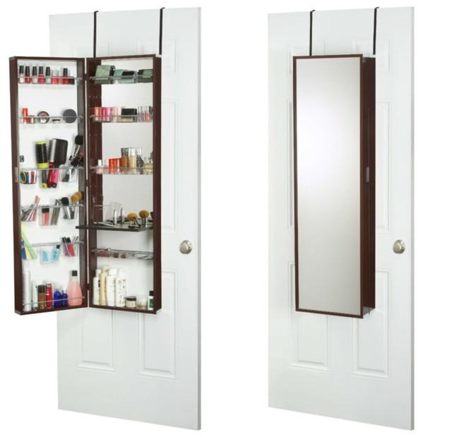 Những vật dụng giúp tiết kiệm không gian trong phòng tắm nhỏ - Ảnh 13.