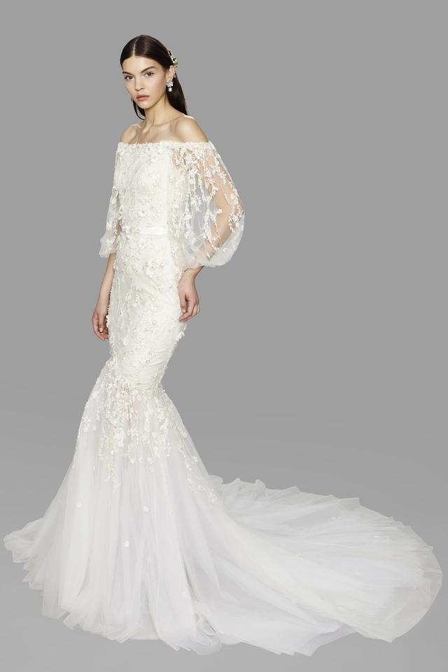 Những mẫu váy cưới tuyệt đẹp cho mùa cưới 2017 - Ảnh 6.