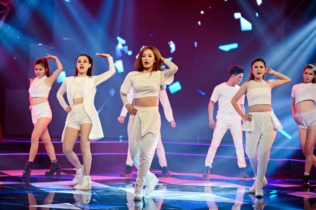 Quang Hà, Hari Won khuấy động Âm nhạc và Bước nhảy với vũ đạo sôi động - Ảnh 7.