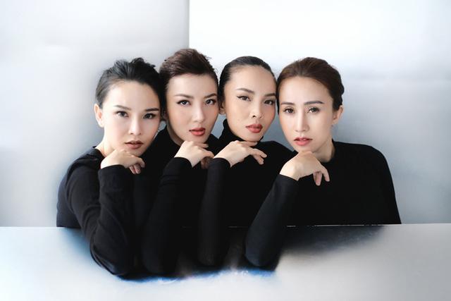 Nhóm Mây Trắng bất ngờ tái hợp trong The Remix 2017 - Ảnh 3.