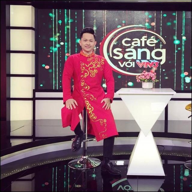 Á quân Cầu vồng dần tỏa sáng ở Café sáng với VTV3 - Ảnh 4.