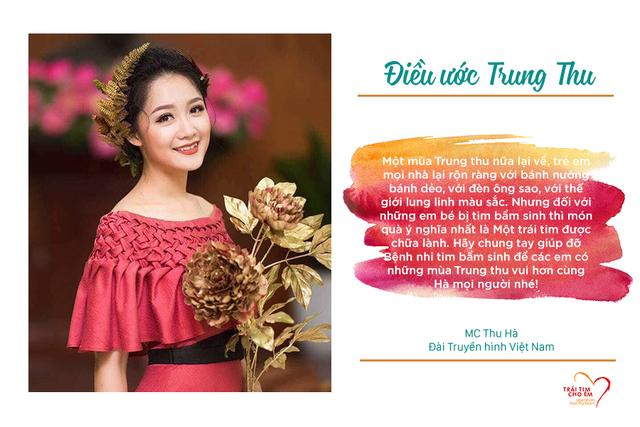 BTV VTV gửi lời chúc mừng Trung thu đến bệnh nhi của chương trình Trái tim cho em - Ảnh 2.