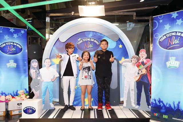 Khởi động Thần tượng âm nhạc nhí mùa 2, Hồ Văn Cường song ca cùng Hòa Minzy - Ảnh 2.