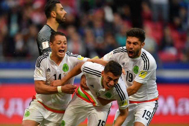 Cúp Liên đoàn các châu lục 2017: Lơ là phòng ngự ĐT Bồ Đào Nha để ĐT Mexico cầm hòa đáng tiếc - Ảnh 5.