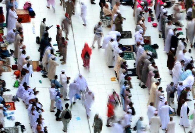 2 triệu người Hồi giáo hành hương tới Thánh địa Mecca - Ảnh 2.