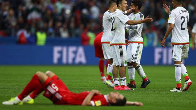 Cúp Liên đoàn các châu lục 2017: ĐT Nga dừng bước tại vòng bảng - Ảnh 4.