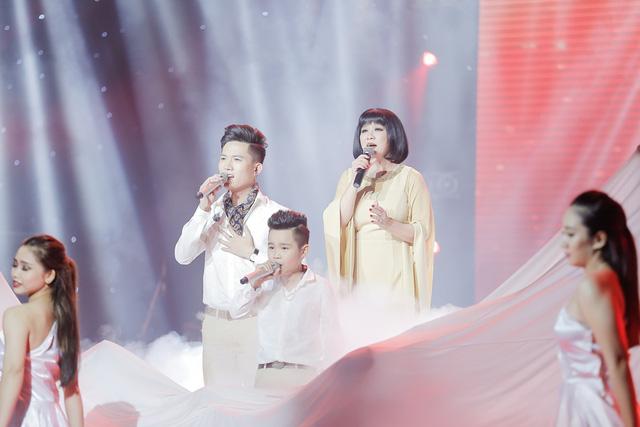 Chung kết 1 Giọng hát Việt 2017: Soobin Hoàng Sơn, Hoài Lâm làm khách mời (21h, VTV3) - Ảnh 1.