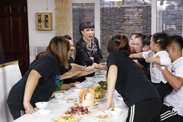 Hồng Vân, Việt Hương bí mật tạo bất ngờ tại nhà chung Bước nhảy ngàn cân - Ảnh 5.
