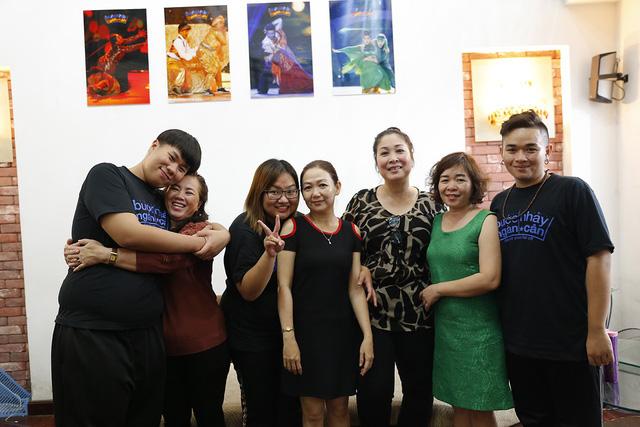 Hồng Vân, Việt Hương bí mật tạo bất ngờ tại nhà chung Bước nhảy ngàn cân - Ảnh 6.