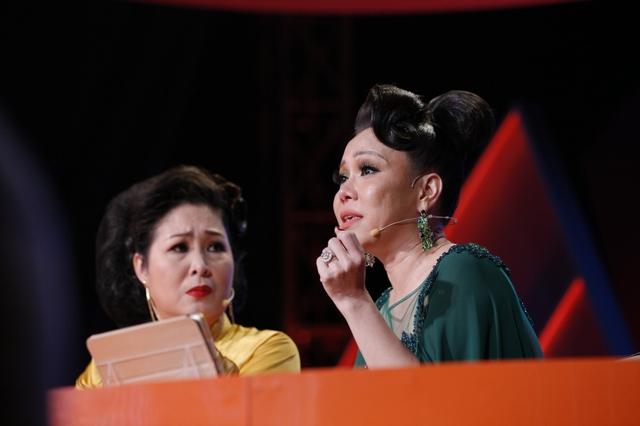 Trấn Thành, Việt Hương đẫm lệ vì nam thí sinh Bước nhảy ngàn cân - Ảnh 3.