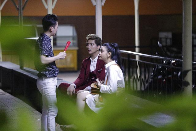 Trương Quỳnh Anh hộ tống chồng tham gia Bước nhảy ngàn cân - Ảnh 2.