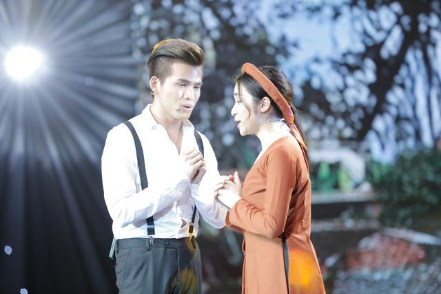 Cặp đôi hoàn hảo: Hòa Minzy siêu đanh đá, giành chiến thắng cùng Mai Tiến Dũng - Ảnh 1.