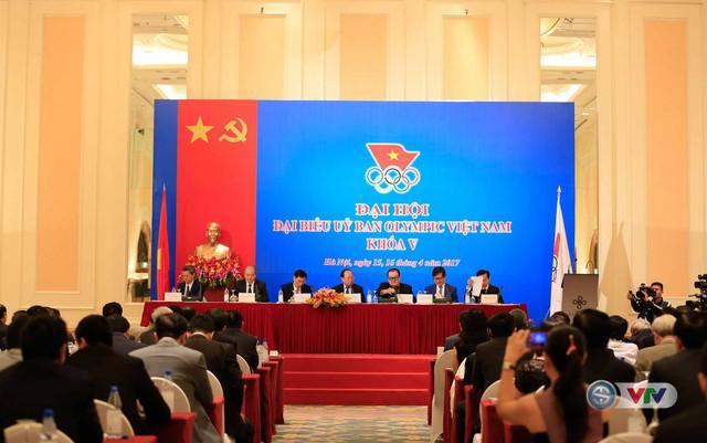 Đại hội Đại biểu Uỷ ban Olympic Việt Nam khóa V (nhiệm kỳ 2016 – 2020): Danh sách BCH và Ban Thường vụ - Ảnh 2.