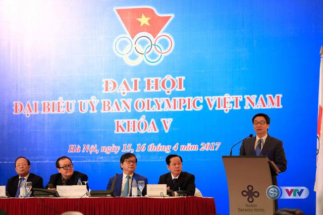 Đại hội Đại biểu Uỷ ban Olympic Việt Nam khóa V (nhiệm kỳ 2016 – 2020): Danh sách BCH và Ban Thường vụ - Ảnh 1.