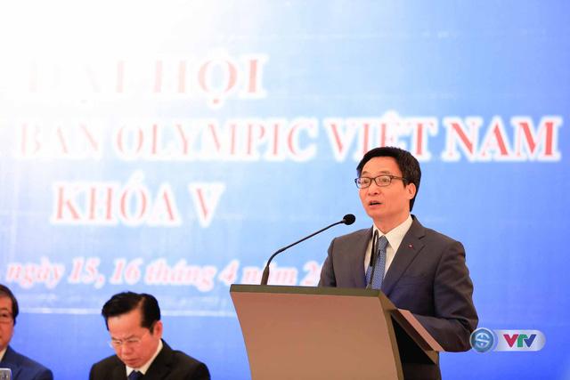 Đại hội Đại biểu Uỷ ban Olympic Việt Nam khóa V (nhiệm kỳ 2016 – 2020): Danh sách BCH và Ban Thường vụ - Ảnh 3.