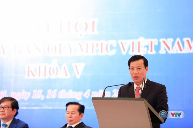 Đại hội Đại biểu Uỷ ban Olympic Việt Nam khóa V (nhiệm kỳ 2016 – 2020): Danh sách BCH và Ban Thường vụ - Ảnh 4.