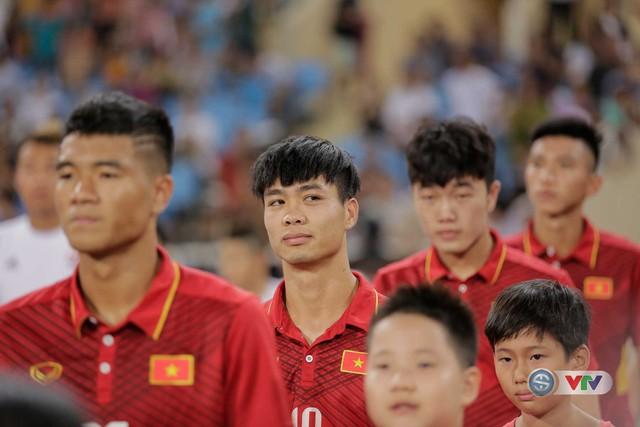 ẢNH: Những khoảnh khắc trong trận giao hữu U22 Việt Nam – Tuyển các Ngôi sao K-League - Ảnh 2.