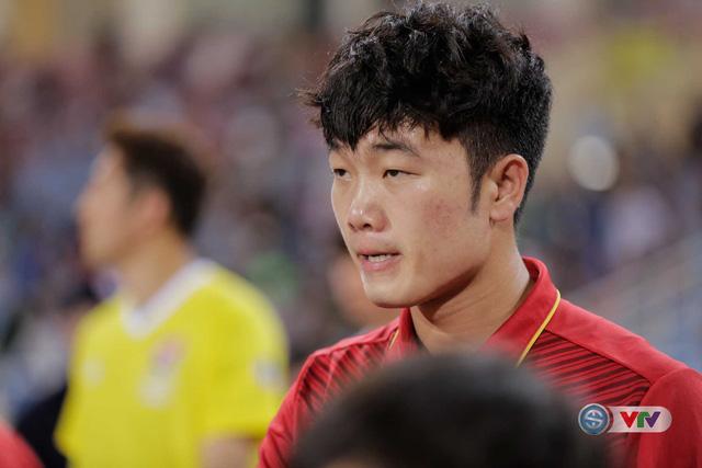 ẢNH: Những khoảnh khắc trong trận giao hữu U22 Việt Nam – Tuyển các Ngôi sao K-League - Ảnh 3.