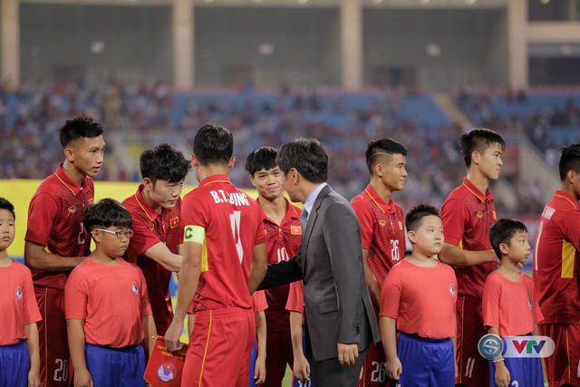 ẢNH: Những khoảnh khắc trong trận giao hữu U22 Việt Nam – Tuyển các Ngôi sao K-League - Ảnh 4.