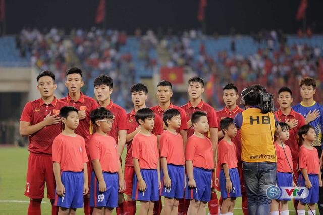 ẢNH: Những khoảnh khắc trong trận giao hữu U22 Việt Nam – Tuyển các Ngôi sao K-League - Ảnh 5.