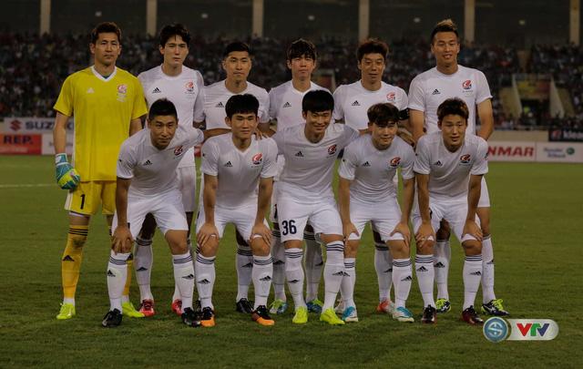 ẢNH: Những khoảnh khắc trong trận giao hữu U22 Việt Nam – Tuyển các Ngôi sao K-League - Ảnh 7.