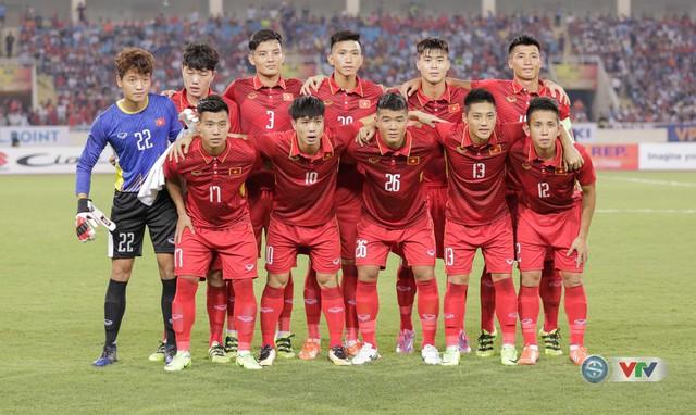 ẢNH: Những khoảnh khắc trong trận giao hữu U22 Việt Nam – Tuyển các Ngôi sao K-League - Ảnh 8.