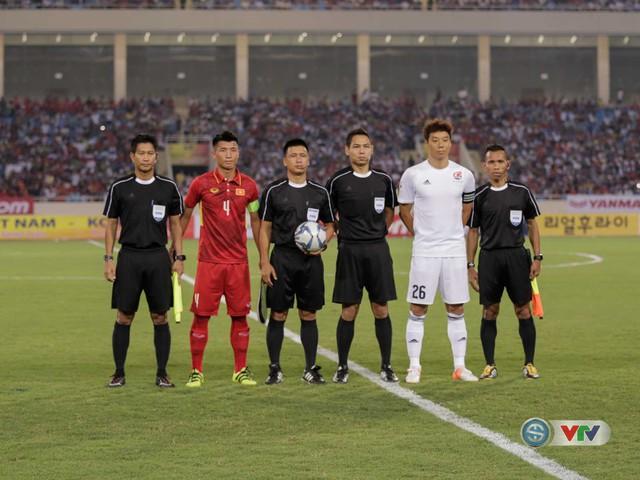 ẢNH: Những khoảnh khắc trong trận giao hữu U22 Việt Nam – Tuyển các Ngôi sao K-League - Ảnh 9.