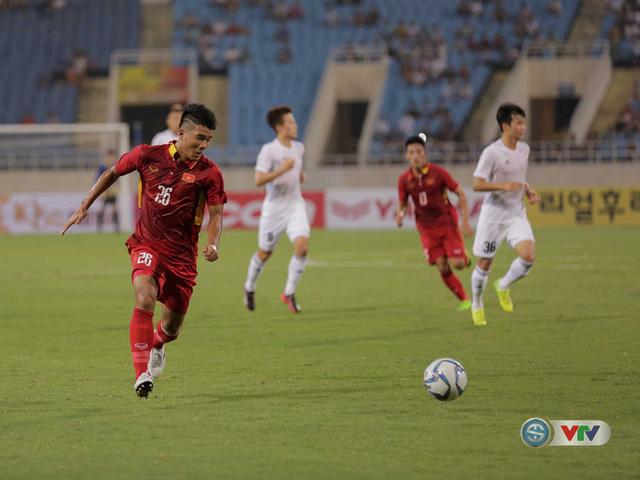 ẢNH: Những khoảnh khắc trong trận giao hữu U22 Việt Nam – Tuyển các Ngôi sao K-League - Ảnh 10.