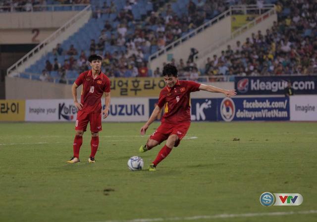 ẢNH: Những khoảnh khắc trong trận giao hữu U22 Việt Nam – Tuyển các Ngôi sao K-League - Ảnh 12.