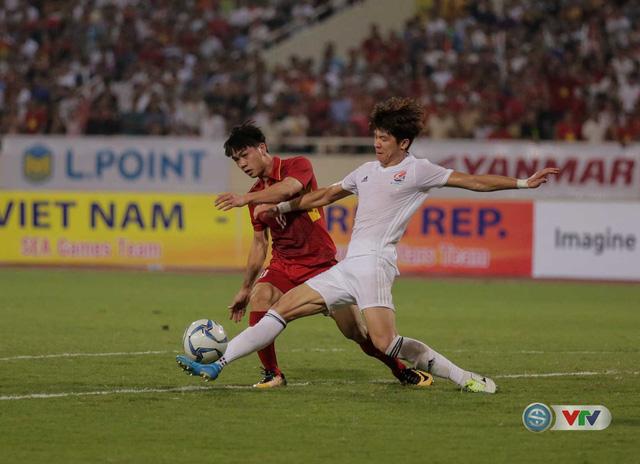 ẢNH: Những khoảnh khắc trong trận giao hữu U22 Việt Nam – Tuyển các Ngôi sao K-League - Ảnh 16.