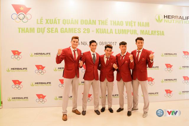 Lễ xuất quân Đoàn Thể thao Việt Nam tham dự SEA Games 29 - Ảnh 11.