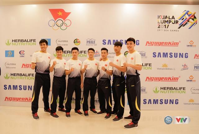 Lễ xuất quân Đoàn Thể thao Việt Nam tham dự SEA Games 29 - Ảnh 9.