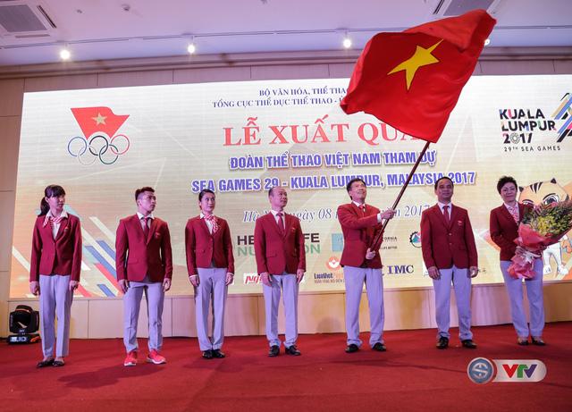 Lễ xuất quân Đoàn Thể thao Việt Nam tham dự SEA Games 29 - Ảnh 5.