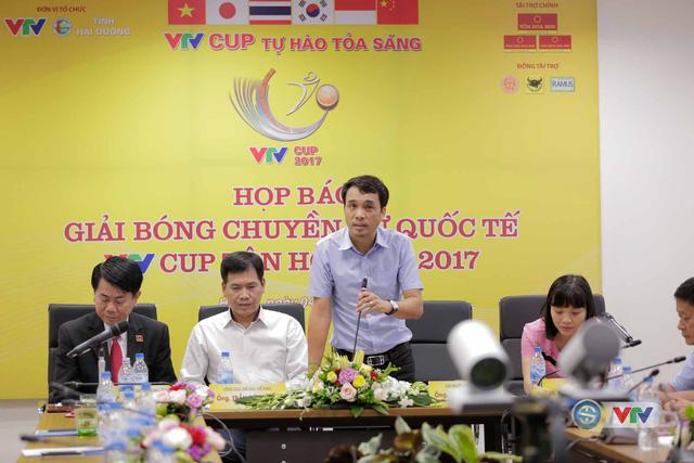 Giải bóng chuyền nữ Quốc tế VTV Cup Tôn Hoa Sen 2017 hứa hẹn hấp dẫn và đáng nhớ! - Ảnh 2.