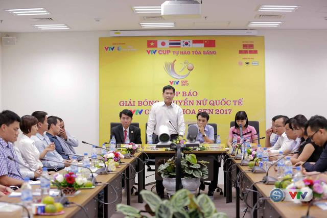 Giải bóng chuyền nữ Quốc tế VTV Cup Tôn Hoa Sen 2017 hứa hẹn hấp dẫn và đáng nhớ! - Ảnh 4.