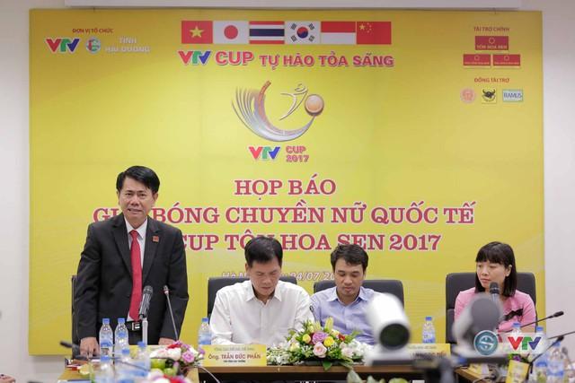 Giải bóng chuyền nữ Quốc tế VTV Cup Tôn Hoa Sen 2017 hứa hẹn hấp dẫn và đáng nhớ! - Ảnh 5.