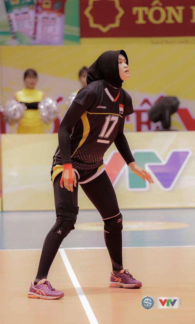 VTV Cup Tôn Hoa Sen 2017: Những bóng hồng vạn người mê trên sân đấu VTV Cup - Ảnh 6.