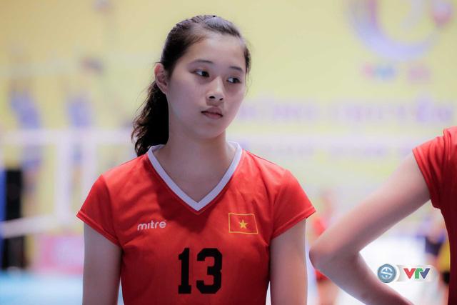 VTV Cup Tôn Hoa Sen 2017: Những bóng hồng vạn người mê trên sân đấu VTV Cup - Ảnh 13.
