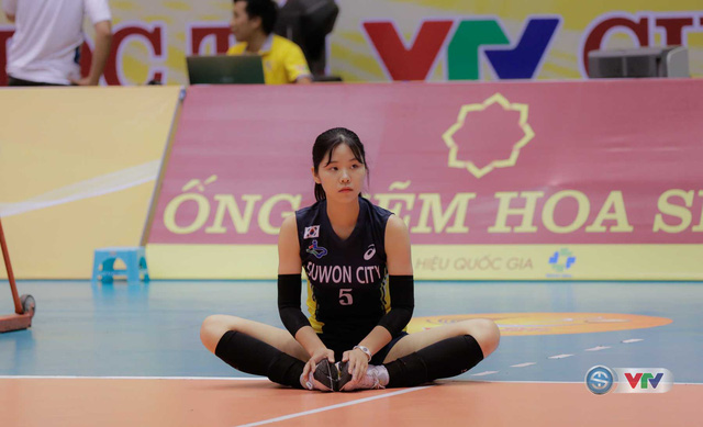 Ảnh: Chiêm ngưỡng vẻ đẹp của 10 ứng viên danh hiệu Hoa khôi VTV Cup Tôn Hoa Sen 2017 - Ảnh 5.
