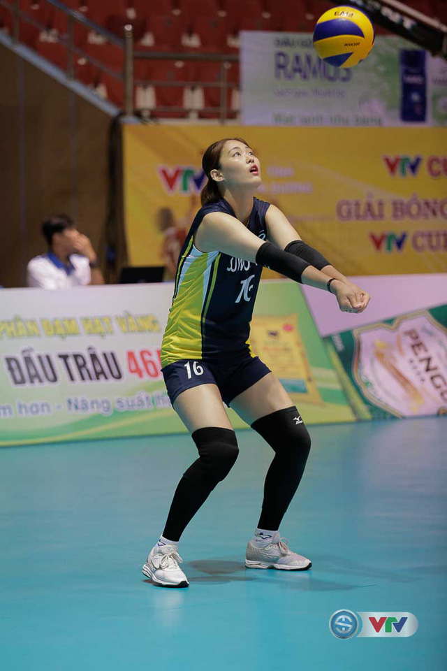 Ảnh: Chiêm ngưỡng vẻ đẹp của 10 ứng viên danh hiệu Hoa khôi VTV Cup Tôn Hoa Sen 2017 - Ảnh 14.