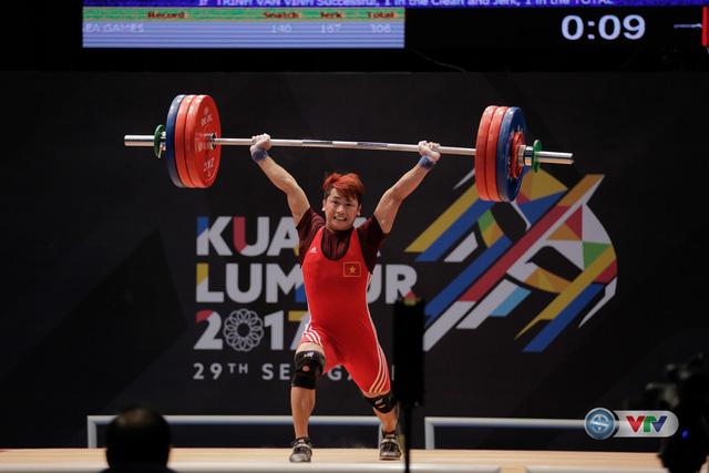 Trịnh Văn Vinh phá kỷ lục SEA Games 29: Lấy thành tích của đối thủ làm động lực cho bản thân - Ảnh 1.