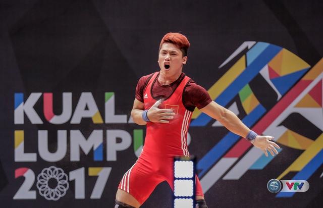 Trịnh Văn Vinh phá kỷ lục SEA Games 29: Lấy thành tích của đối thủ làm động lực cho bản thân - Ảnh 3.