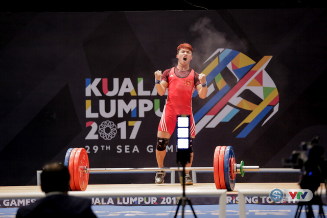 Trịnh Văn Vinh phá kỷ lục SEA Games 29: Lấy thành tích của đối thủ làm động lực cho bản thân - Ảnh 2.