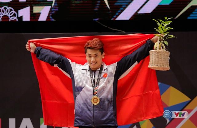 Trịnh Văn Vinh phá kỷ lục SEA Games 29: Lấy thành tích của đối thủ làm động lực cho bản thân - Ảnh 5.