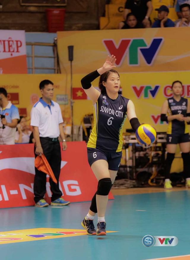 VTV Cup Tôn Hoa Sen 2017: Những bóng hồng vạn người mê trên sân đấu VTV Cup - Ảnh 10.