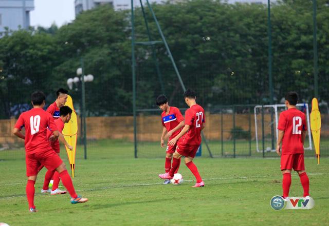 U20 Việt Nam và quá trình chuẩn bị lịch sử cho VCK World Cup U20 - Ảnh 1.