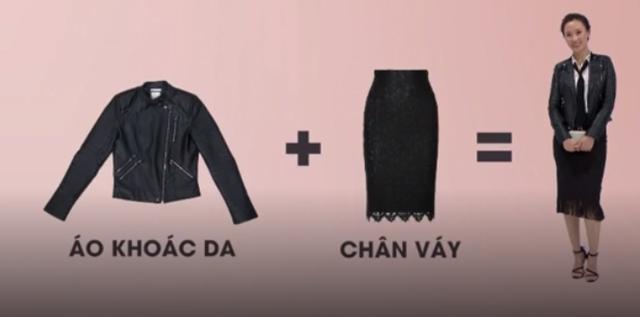 Bật mí cách biến hóa đa phong cách với áo khoác da - Ảnh 3.