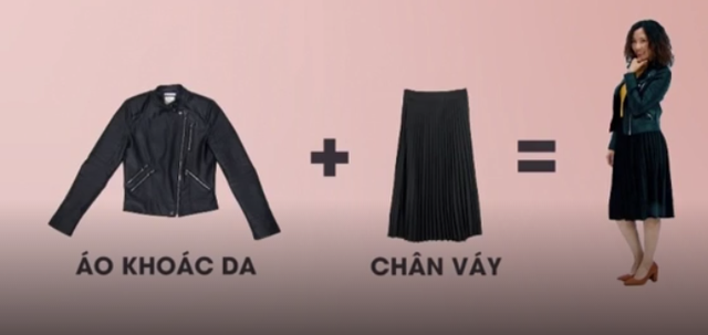 Bật mí cách biến hóa đa phong cách với áo khoác da - Ảnh 2.